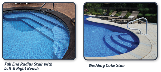 Pool Remodel Pool Entry Options