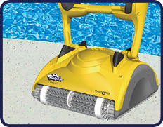 Add A Robotic Pool Cleaner to Your Generation Inground Pool