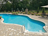 Generation Pools - Interior Pool Finishes - Inground Pool Liner Patterns