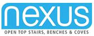 Nexus Built In Stairs for Generation Inground Swimming Pools